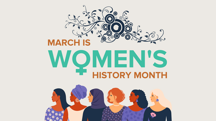 Women's History Month Observance