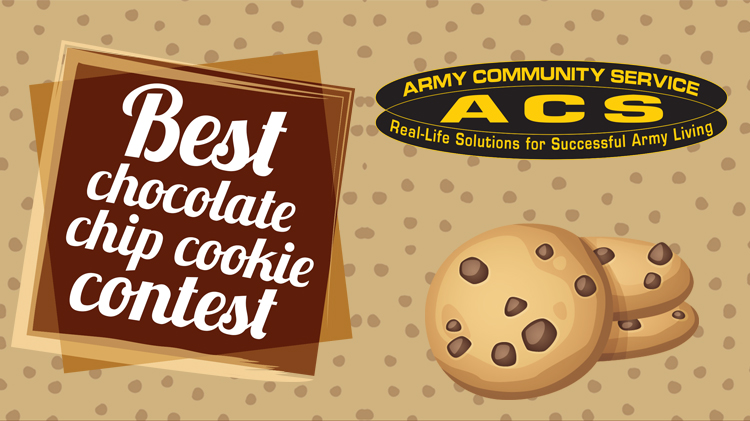 Best Chocolate Chip Cookie Contest