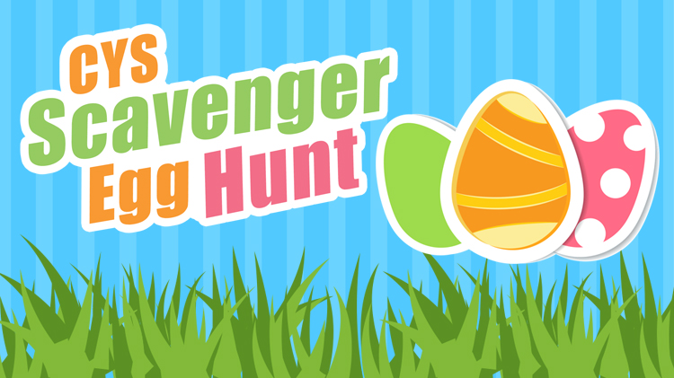 CYS Scavenger Egg Hunt