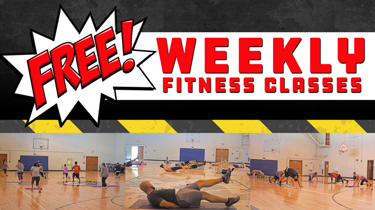 Weekly HIIT Fitness Classes