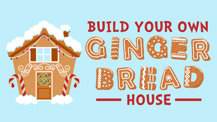 Ginger Bread House Party.