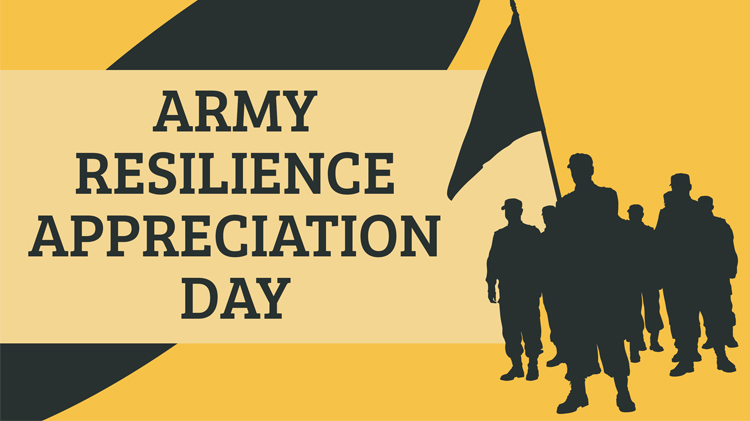 Army Resilience Appreciation Day