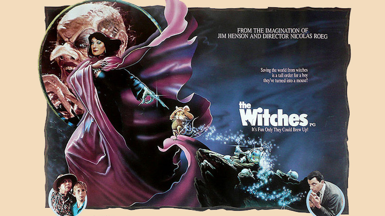 Cybrary: The Witches Movie