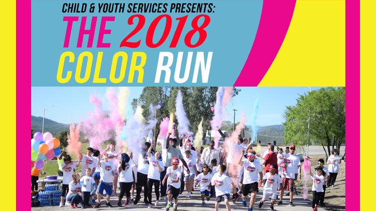 The 2018 Color Run