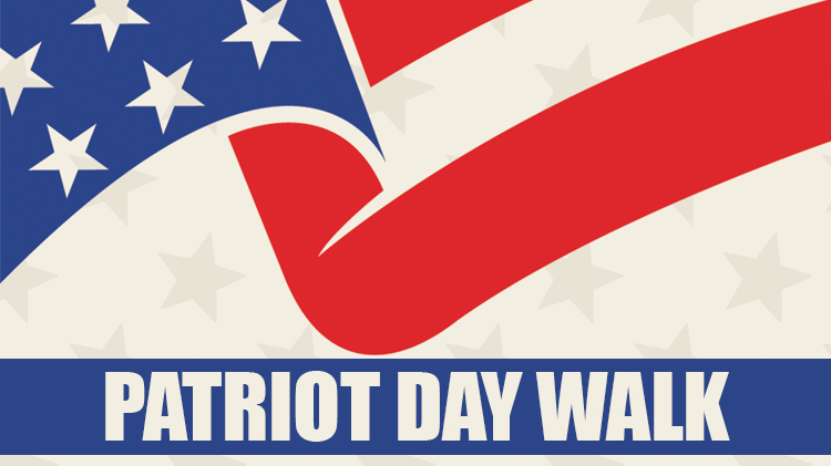 Patriot Day Walk