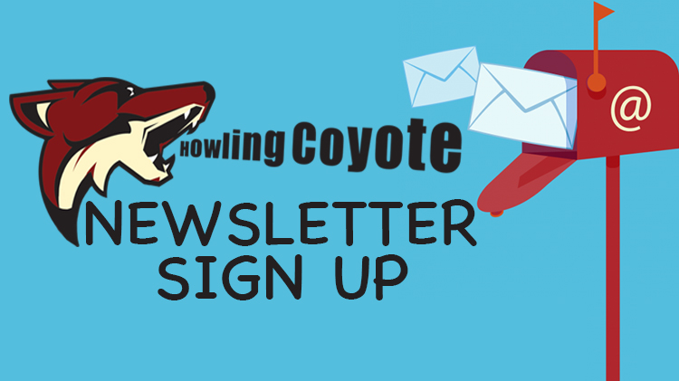 Howling Coyote Sign Up