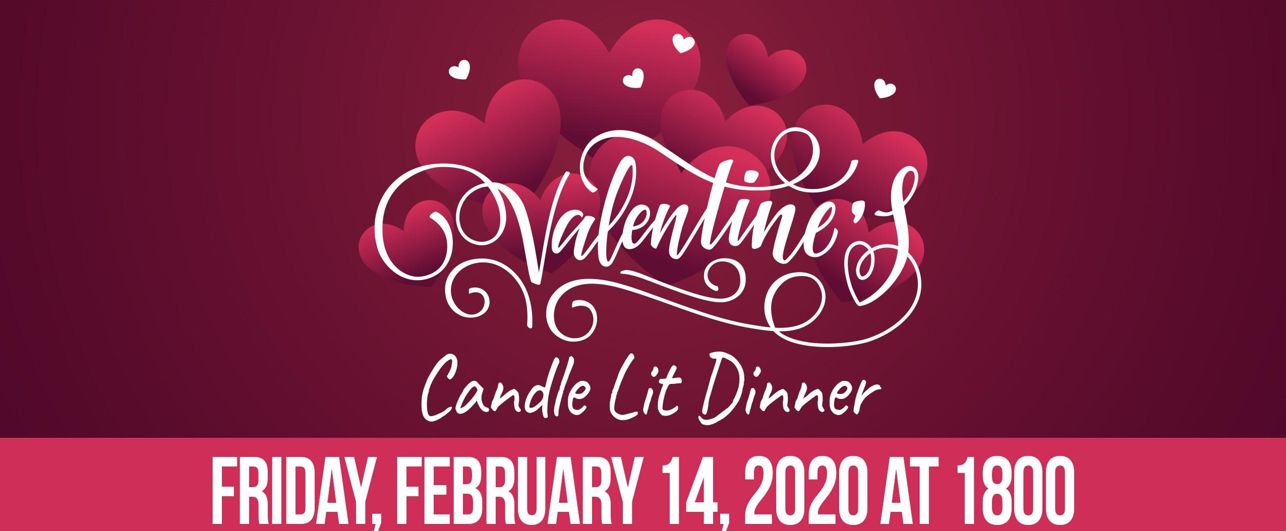 Hacienda Valentines Steak Dinner