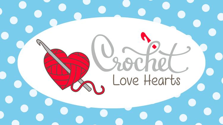 Crochet Love Hearts