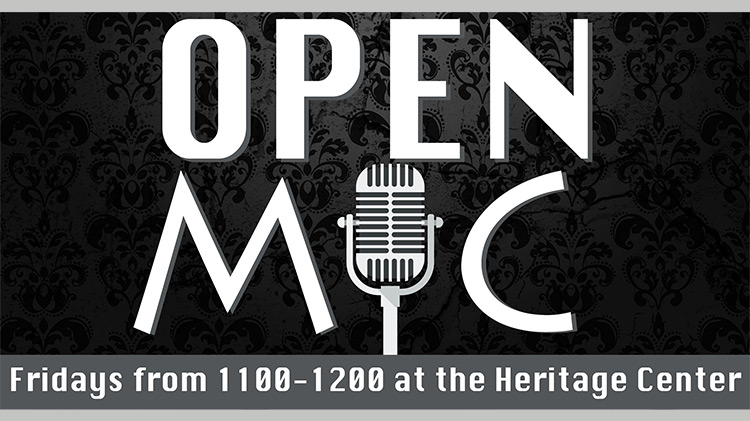 Open Mic Sessions