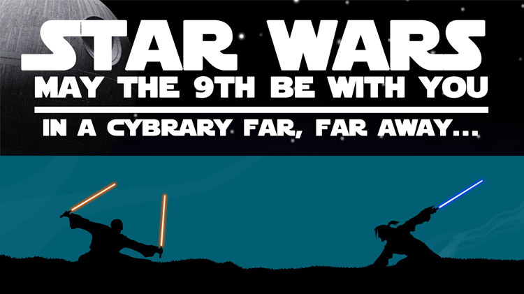 Star Wars May the Ninth be with you.