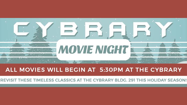 Cybrary December Movies