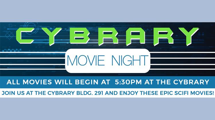 Cybary Movie Nights