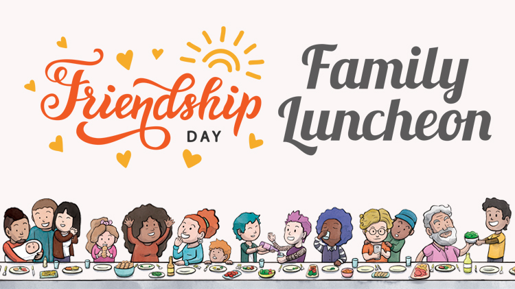 Friendship Day Luncheon
