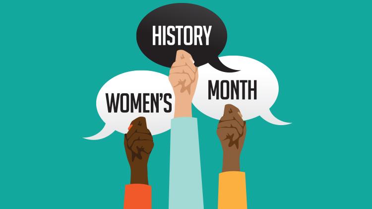 Women's History Month Observance