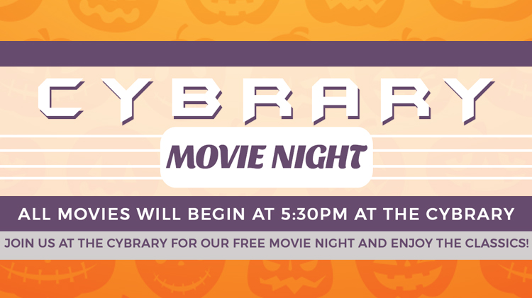 Cybrary October Movies