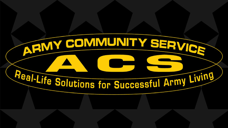 ACS- Army emergency Relief Kick-Off