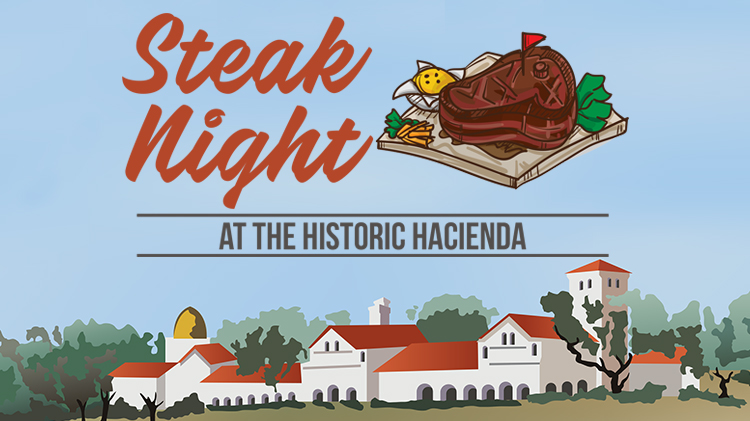 Hacienda Steak Dinner