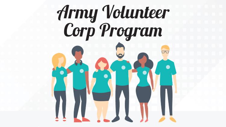 Army Volunteer Corp Program