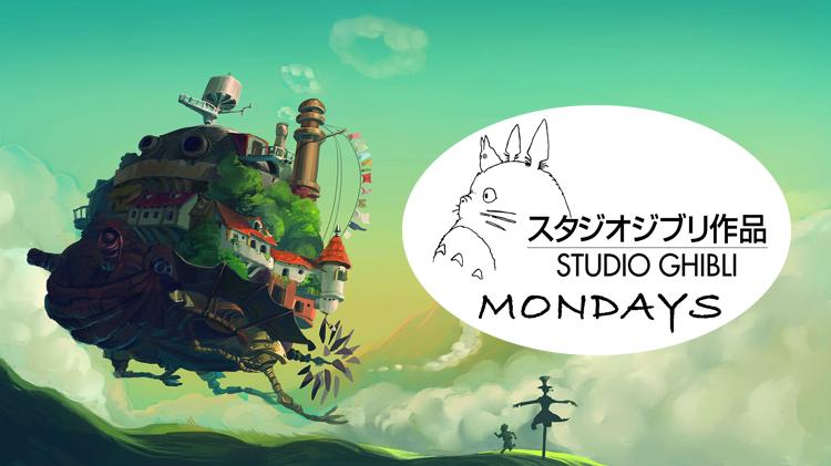 Studio Ghibli Mondays