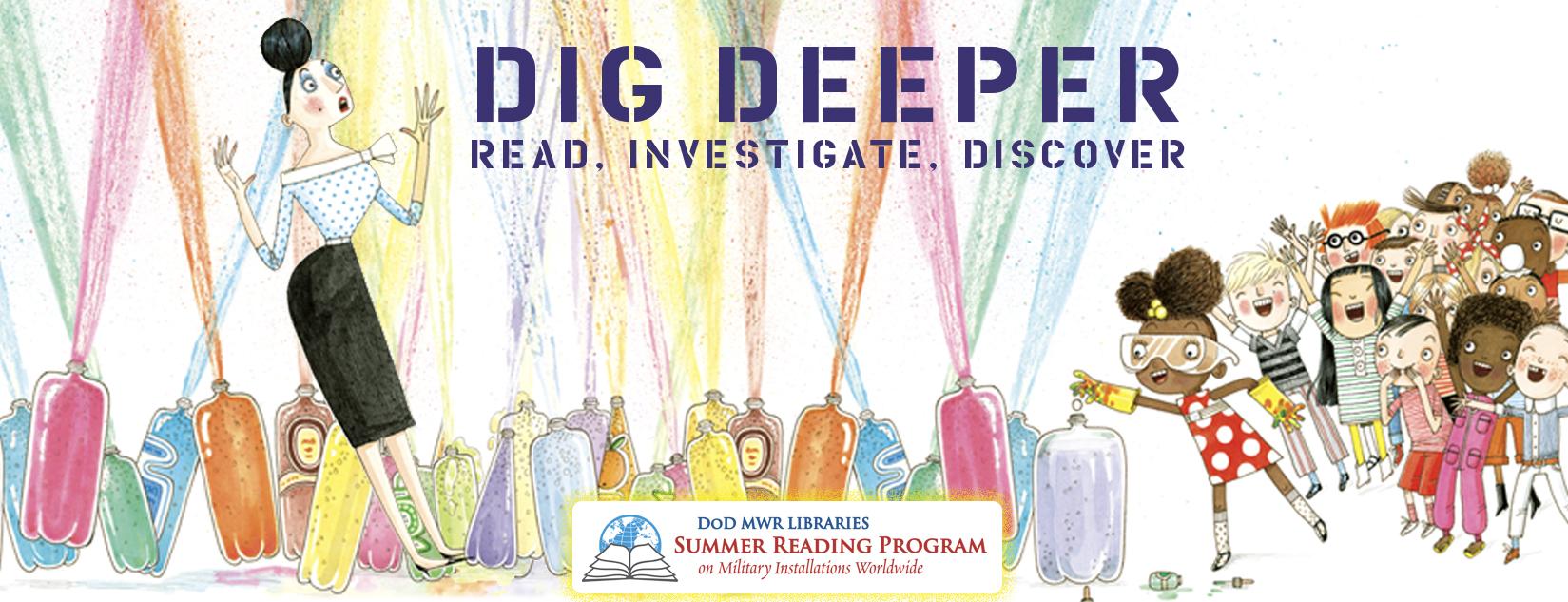 Cybrary Summer Reading Program