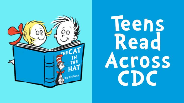 Teen Reading Across CDC