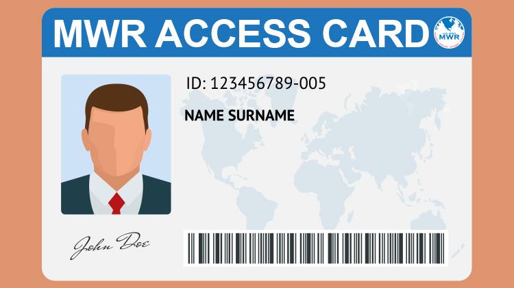 MWR Access Card