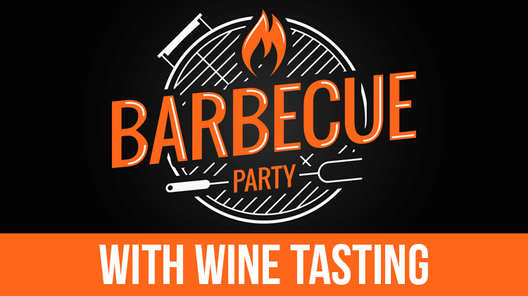 Barbecue Party & Wine Tasting