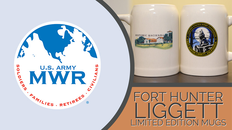 Fort Hunter Liggett Special Edition Mugs