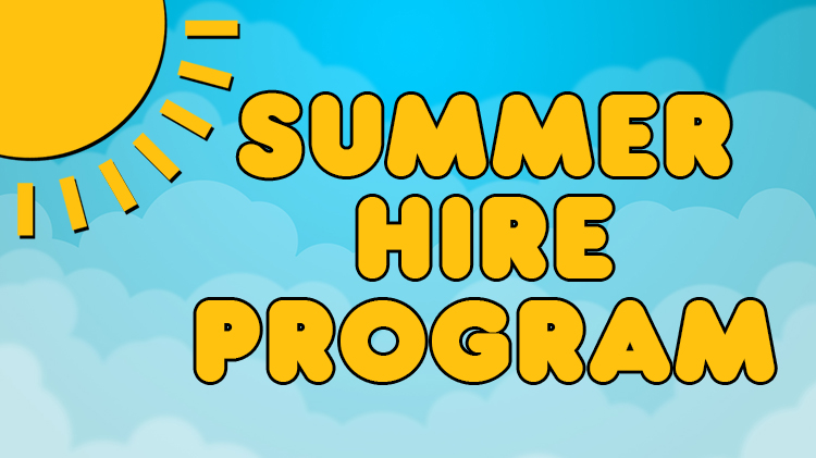 Summer Hire Program