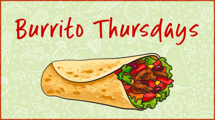 Burrito Thursdays